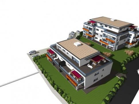 COURROUX : Nouvelle promotion 12 appartements + 3 attiques