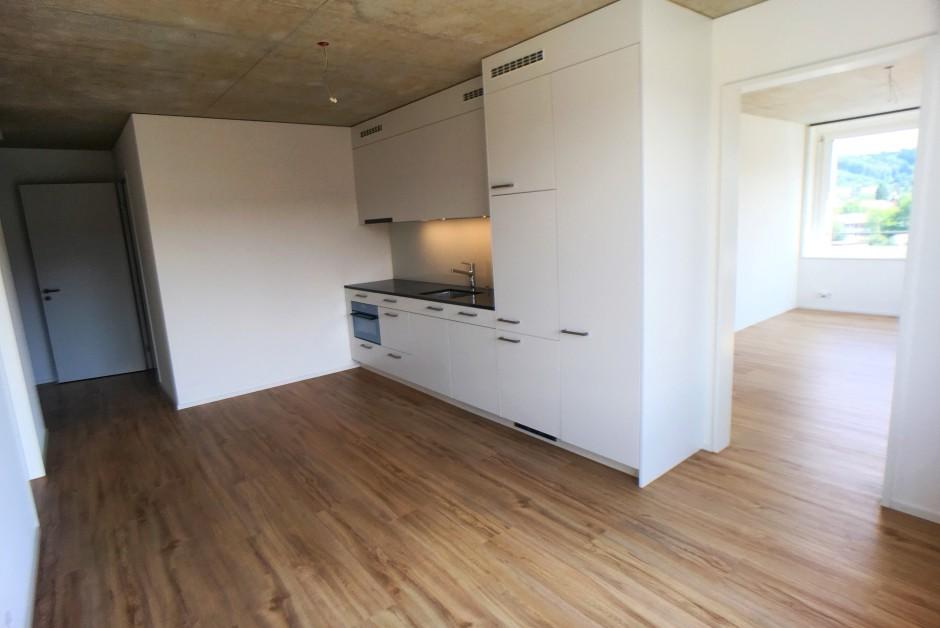 deine eigene wohnung im neubau mit dachterrasse immoscout24. Black Bedroom Furniture Sets. Home Design Ideas