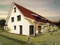 Drei Reiheneinfamilienhäuser Haus 2, 185 m2 Nutzfläche