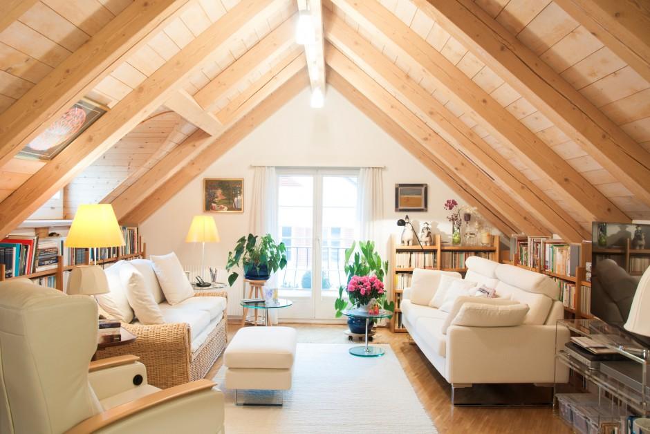 eine maisonette wohnung f r menschen mit stil 7 gr nde immoscout24. Black Bedroom Furniture Sets. Home Design Ideas