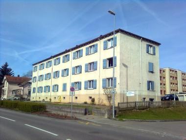 Einfache, zentral gelegene 3-Zi-Wohnung