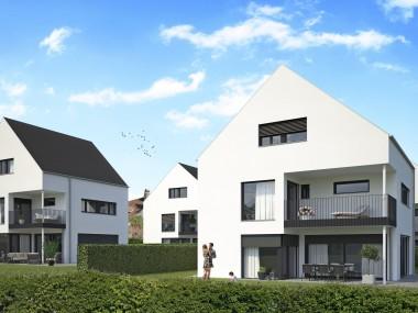 Einfamilienhaus an begehrter Lage in der Stadt Solothurn
