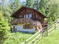 Einmaliges 4.5-Zimmer-Ferienhaus-Chalet mit Studio und Weitsicht