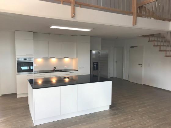 Wohnküche mit Foodcenter