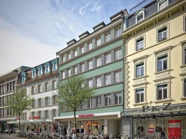 """Erstvermietung """"Bälliz"""", Wohnen zwischen Altstadt und Aare"""
