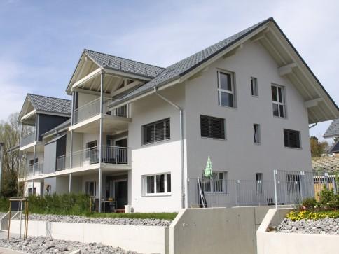 Erstvermietung Dachwohnung in Grosshöchstetten