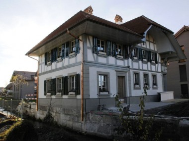 Erstvermietung der Wohnungen im historischen Stöckli