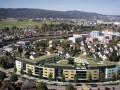 Erstvermietung: Exklusive, grosse 2.5 Zimmerwohnung nahe Zentrum