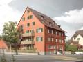 Erstvermietung: Zentral Wohnen mit Gartensitzplatz