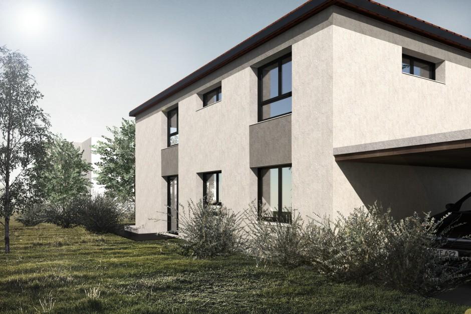 Exclusivit villa individuelle contemporaine hpe immoscout24 for Villa individuelle