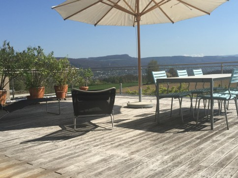 Exklusive Maisonette-Eigentumswohnung an unverbaubarer Aussichtlage