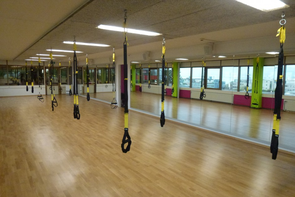 Fitnessraum an toller lage immoscout24 for Boden fitnessraum