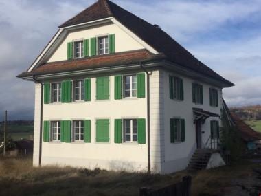 """Freistehendes 7-Zimmer-Einfamilienhaus """"Kaplanei"""" in 5614 Sarmenstorf"""