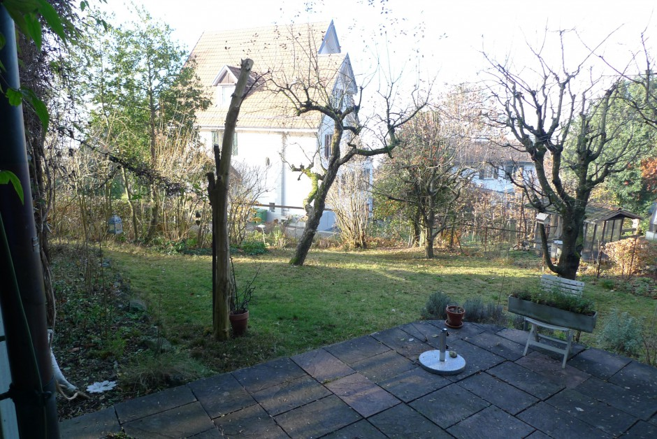 Freistehendes Einfamilienhaus in Zürich zu mieten als WG
