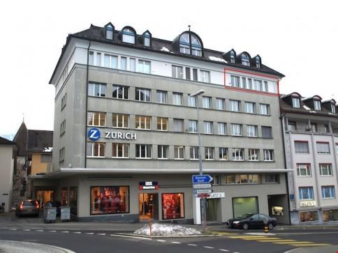 Geplegte 3.5 Zi.-Zentrumswohnung in Schwyz zu vermieten
