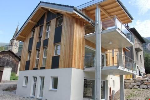 Immeuble neuf de 3 étages