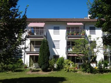 Grosszügige 4.5-Zimmerwohnung mit 2 Gartensitzplätzen ...