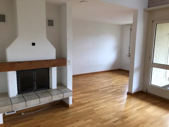Wohnzimmer - Cheminée für gemütliche Stunden