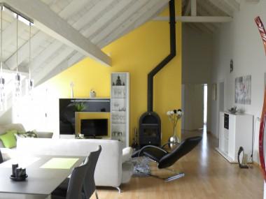 Grosszügige 5.5-Zimmer-Dachwohnung mit Terrasse zu verkaufen