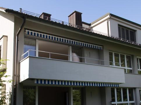 Grosszügige lichtdurchflutete Wohnung mit grossem Südbalkon