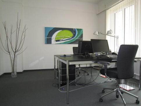 Grosszügige, luftige 4 Büroräume