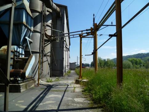 Halle industrielle des matières 1ère - Moudon