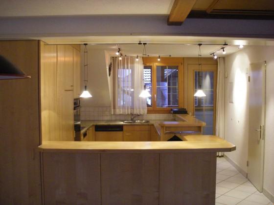 Wohn-Essküche