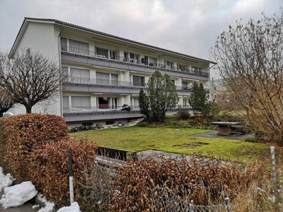 3.5 Zimmer Wohnung im Hochparterre Süd