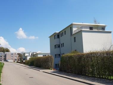Helle 4.5 Zimmerwohnung mit grosser Terrasse