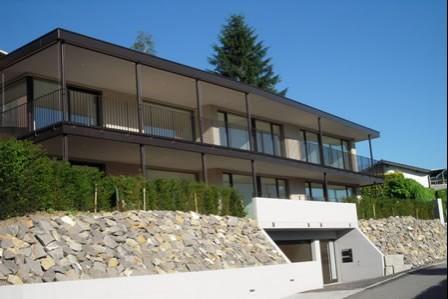 Horw / Luxuriöse Eigentumswohnung im Erdgeschoss in Stadtnähe