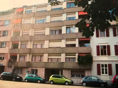 Hübsche 2-Zi Wohnung mit Garten im St. Johann nähe Rhein