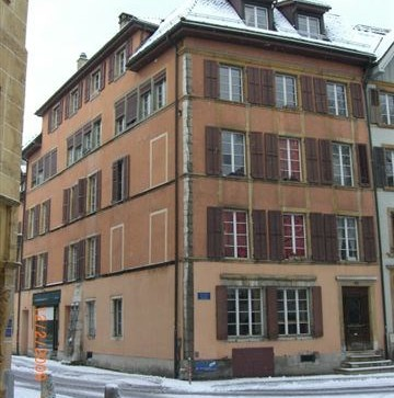 In der Altstadt von Biel / Dans la Vieille Ville de Bienne
