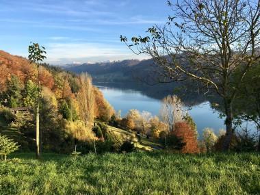 In schönster und ruhigster Lage am Wohlensee in umgebautem Bauernhaus