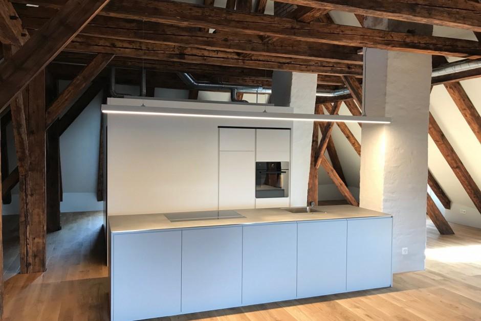 loft wohnung zum wohlf hlen immoscout24. Black Bedroom Furniture Sets. Home Design Ideas