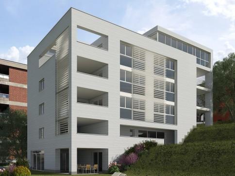 LUGANO - 10 nuovi appartamenti in posizione strategica