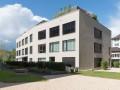 Maisonette-Attika-Wohnung mit Terrasse, Weitblick und Abendsonne