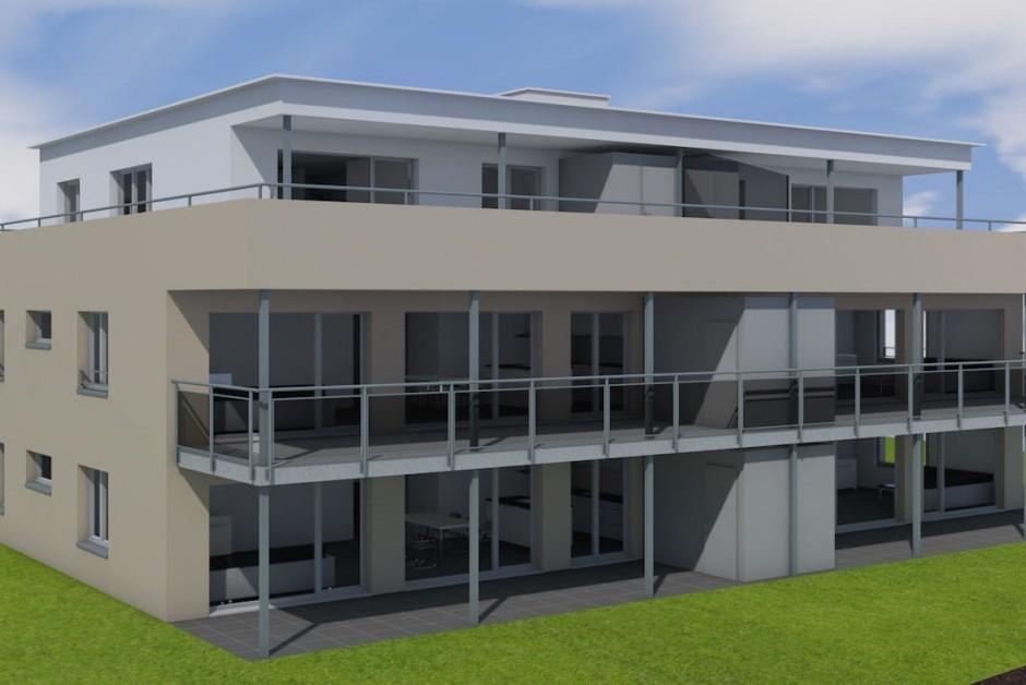 mehrfamilienhaus mit 6 grossz gigen attraktiven wohnungen immoscout24. Black Bedroom Furniture Sets. Home Design Ideas