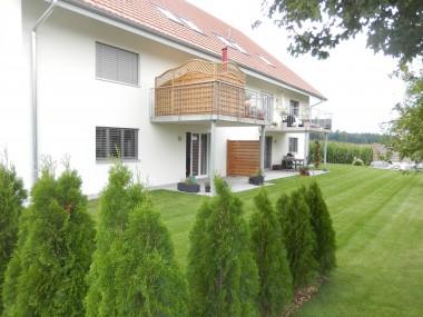 modern meets Landliebi: Top moderner Parterre-Wohnung