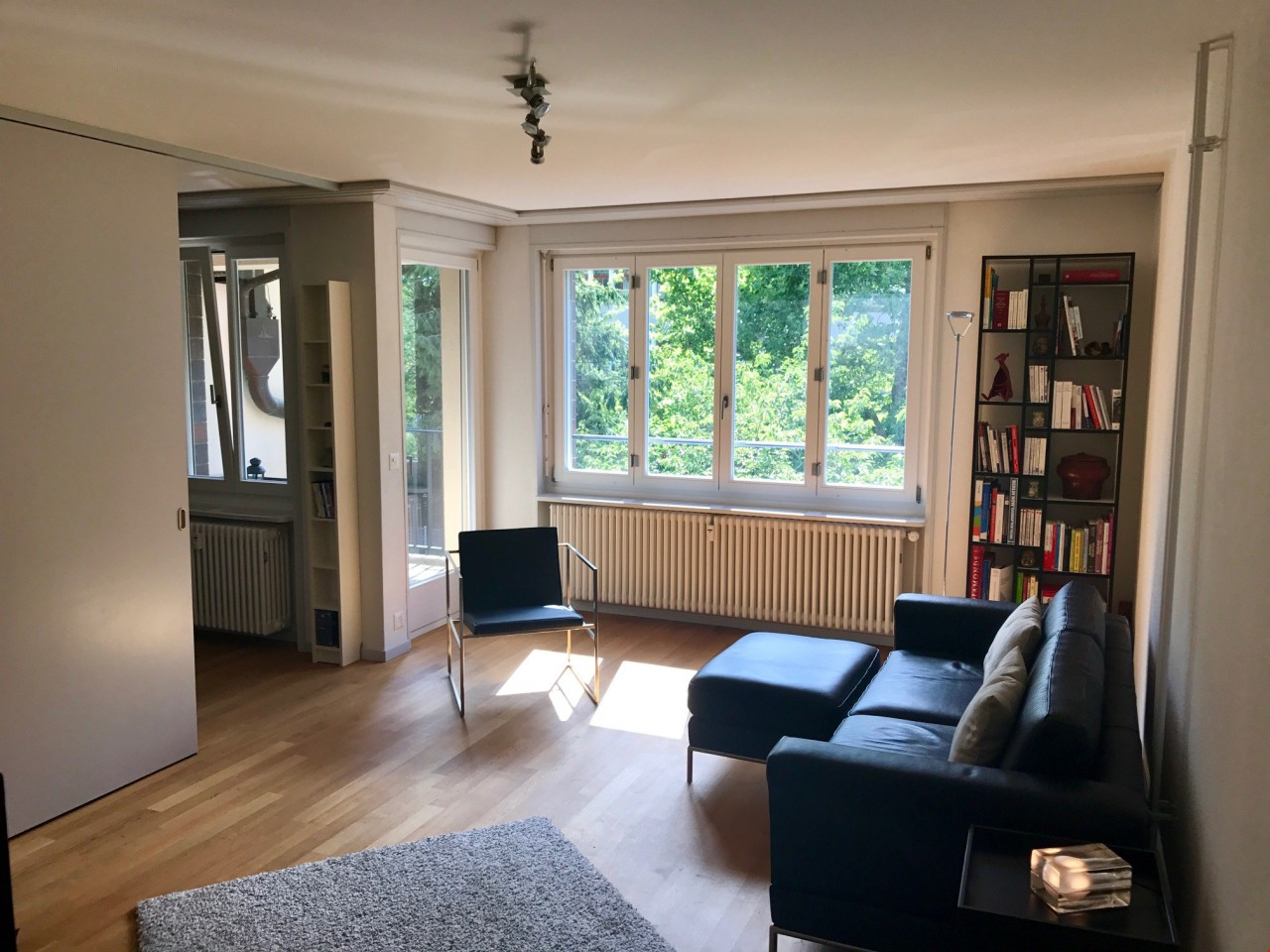 Moderne 2.5 Zimmer Wohnung im Kirchenfeld-Quartier - ImmoScout24