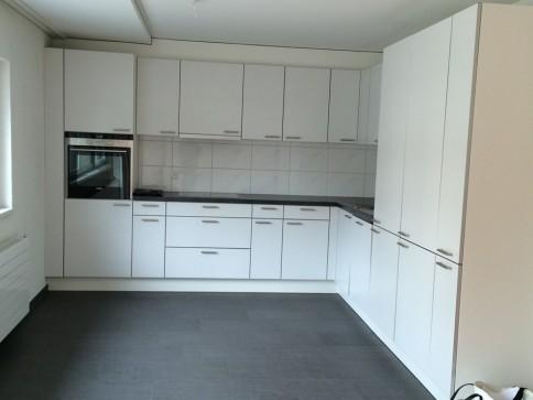 moderne 3-Zimmer-Wohnung / Parterre in Rorschach