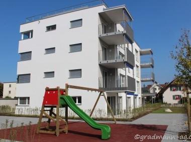 Moderne Attika-Wohnung