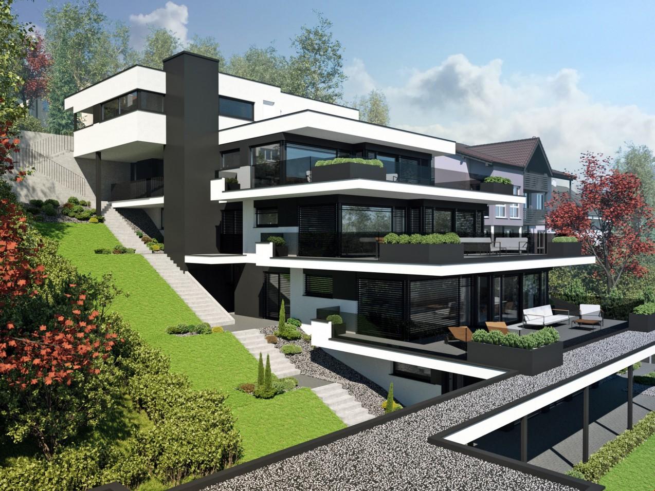 Moderne Terrassenwohnungen mit Weitsicht - ImmoScout24