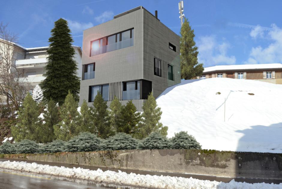 Modernes Haus Mit Grosser Dachterrasse Immoscout24