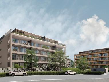 "Neubauprojekt ""Zentrum Seegarten"" 5.5-Zimmerwohnung im 1. Obergeschoss"