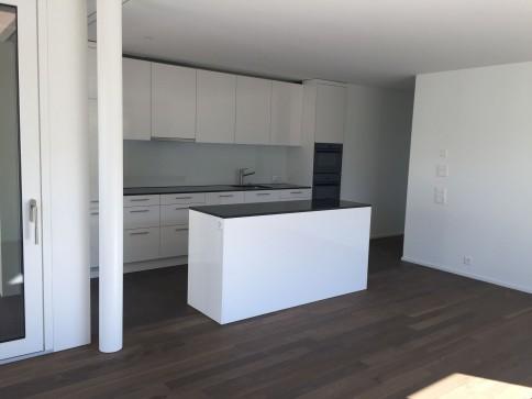 NEUE 4.5-Zimmerwohnung mit Sicht ins Grüne