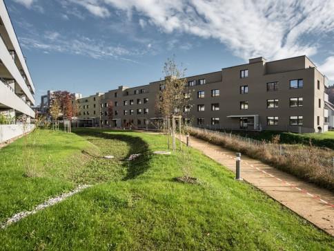Neue Attika-Wohnungen direkt am Bahnhof Neuenegg!