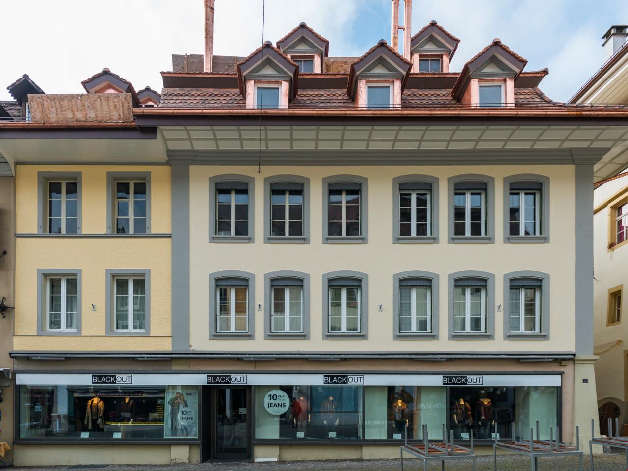 Neue, moderne 4-Zi-Altstadtwohung: Maisonette - ImmoScout24