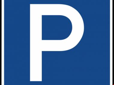 Parkplatz in Garage