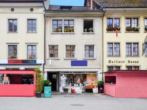 Renditeliegenschaft in der prominenten Altstadt Winterthur