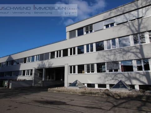 Repräsentativ ausgebaute Büroräume in Bahnhofsnähe
